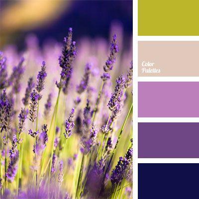 Pastel Lavender Color Palette Ideas
