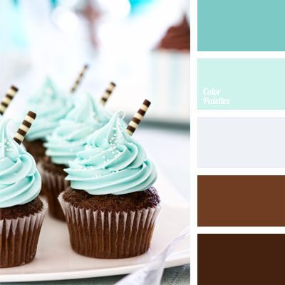 menthol and color of chocolate