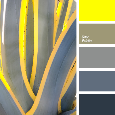 Yellow And Gray Tag Color Palette Ideas