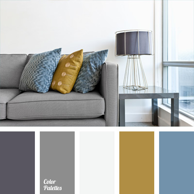 Gray sofa color palette ideas - Colores de pintura para interiores ...
