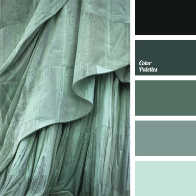 Sky blue monochrome palette color palette ideas for Blue gray paint palette