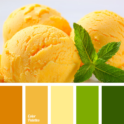 Mint leaf color color palette ideas - Does green and orange match ...