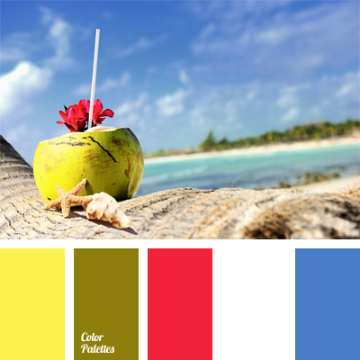 Tropical Color Palette Color Palette Ideas