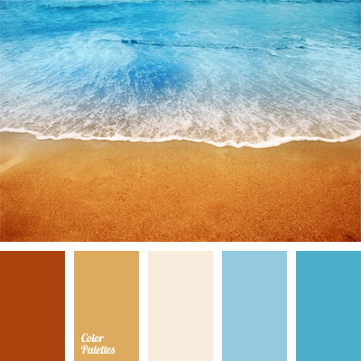 Sea water color color palette ideas for Ocean blue color combinations