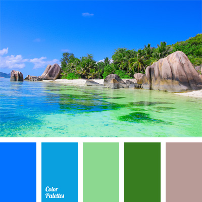 Ocean water color color palette ideas for Ocean blue color combinations