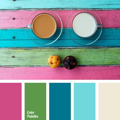 Color Palette #344