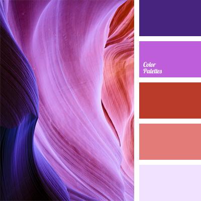 Cool Shades Of Purple Color Palette Ideas