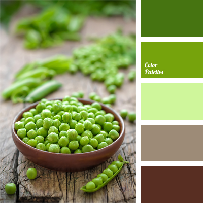 Color Palette 483 Brown And Green