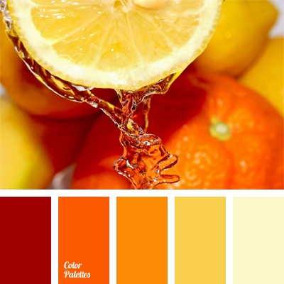 Monochrome orange color palette color palette ideas - Combination of orange color ...