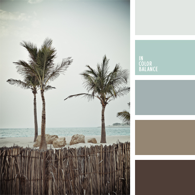 Cold Shades Of Brown Color Palette Ideas