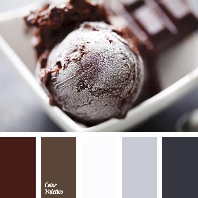 color of milk chocolat...