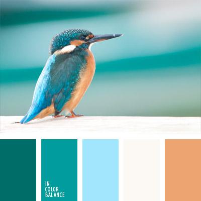 Color Palette 589 Aquamarine