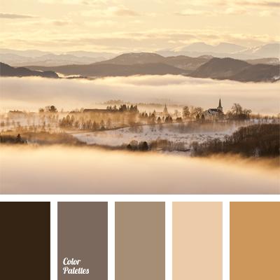 Dark gray brown color color palette ideas - Grey and brown colour scheme ...