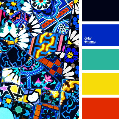electric color | Color Palette Ideas
