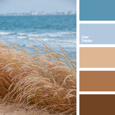 Sea Color Color Palette Ideas