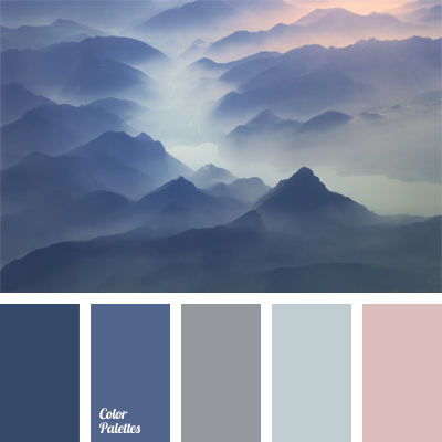 Color Palette 675