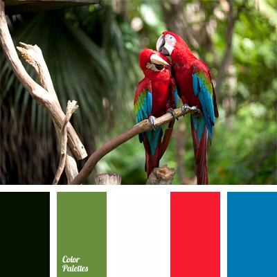 tropical color palette | Color Palette Ideas