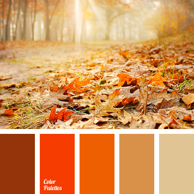 Color Palette 745