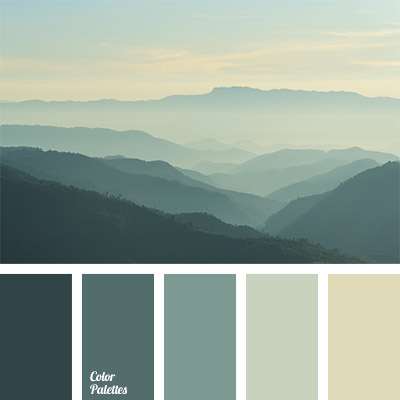 Shades Of Gray Green Color Palette Ideas
