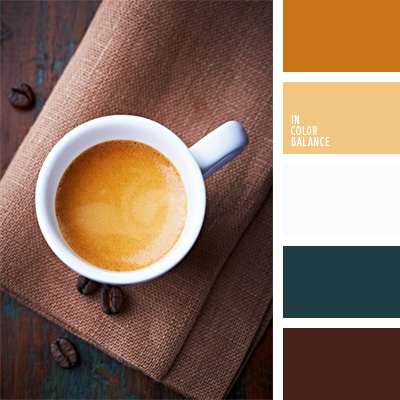 Cvetovaya Palitra on Cappuccino Color Palette