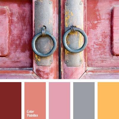Color Palette 851