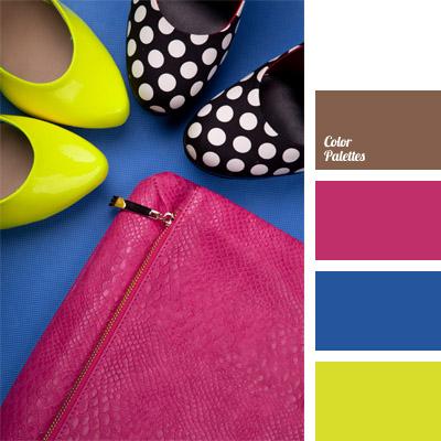 Neon Yellow Color Palette Ideas