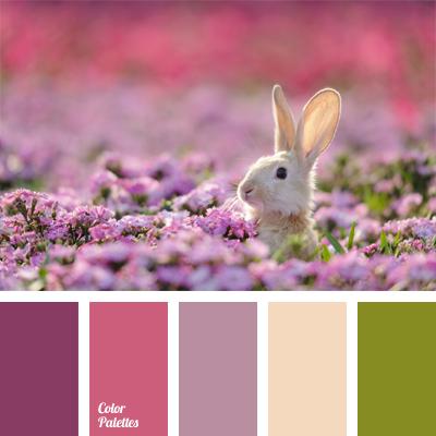 Color Palette 875