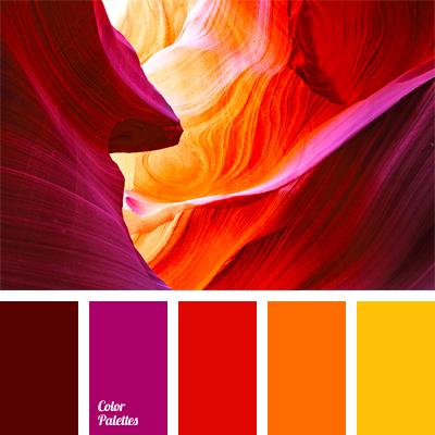 Color Of Sunset Color Palette Ideas