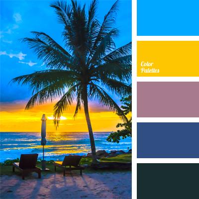 Color Palette For Hawaiian Party Color Palette Ideas