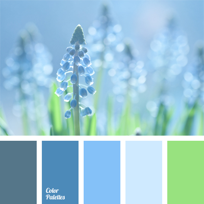 Color Palette 917