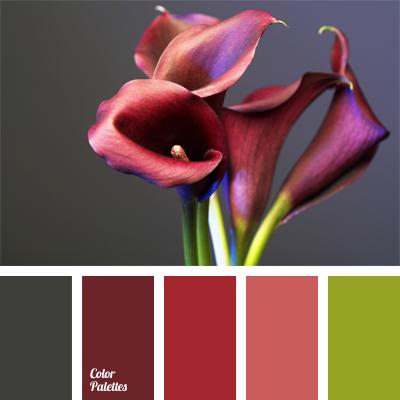 Pastel eggplant color palette ideas - Grey and red colour scheme ...