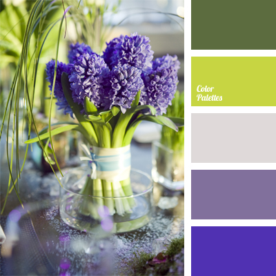 Colour Of Spring Flowers Color Palette Ideas