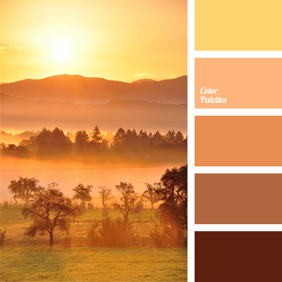 burnt orange | Color Palette Ideas