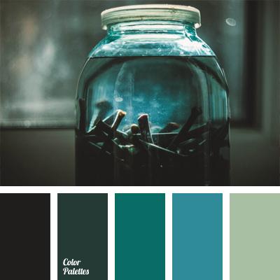 Silver Blue Color Palette Ideas