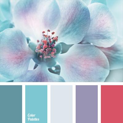 Soft Violet Color Palette Ideas