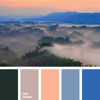 Blue color palettes page 56 of 82 color palette ideas - Colores que combinan ...