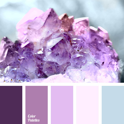 Amethyst Gray Paint Color
