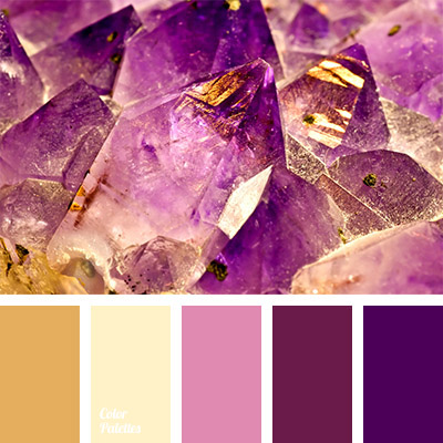 combination of pink and violet | Color Palette Ideas