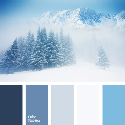 Monochrome Deep Blue Color Palette Color Palette Ideas