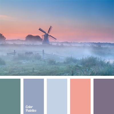 Color Palette 989