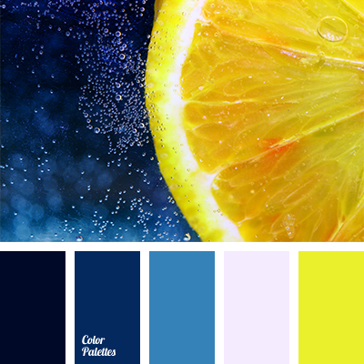 Navy color 2 2 color palette ideas - Yellow and blue paint scheme ...