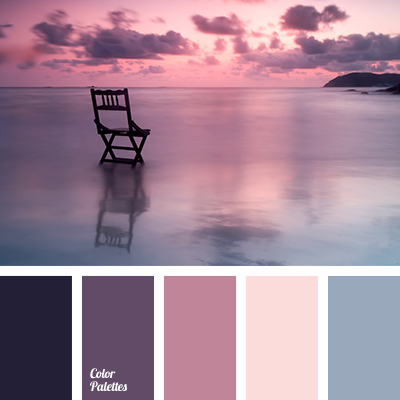 Colors Of Pink Sunset Color Palette Ideas