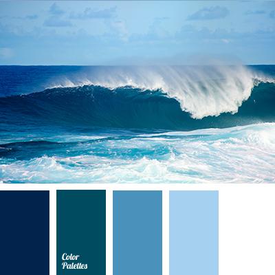 Colour Of Sea Color Palette Ideas
