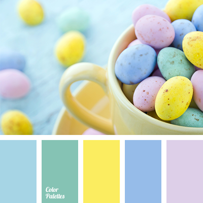 Colour palette for easter table decor color palette ideas - What are the easter colors ...