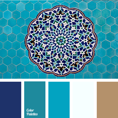 colors in Moroccan style | Color Palette Ideas