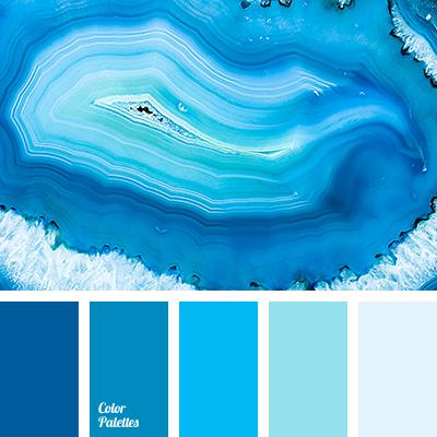 azure color color palette ideas