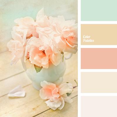 Mint And Pink Color Palette Ideas