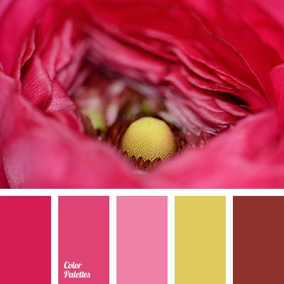 shades of magenta colour color palette ideas