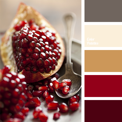 Burgundy red color palette ideas - Maroon and grey color scheme ...