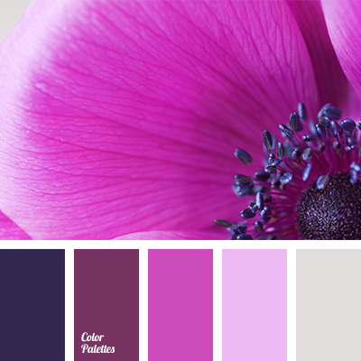 Color Palette 1450 Bright Lilac Pink Colour